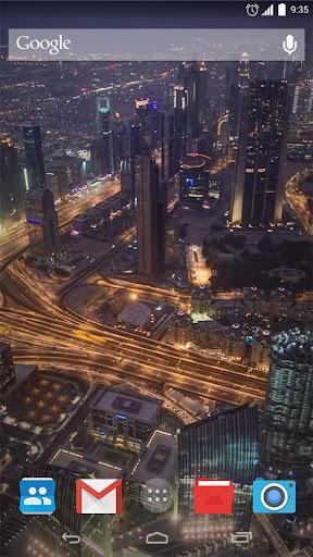 Arab Emirates Live Wallpaper