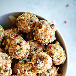 No-Bake Energy Bites Recipe