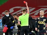 Het Referee Department verwachtte een rode kaart voor Mehdi Carcela