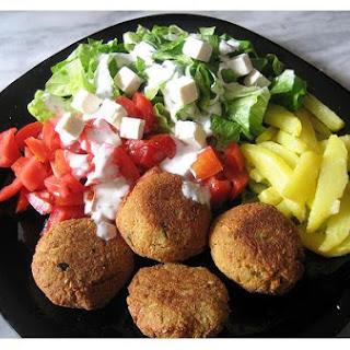 Vegetarian Falafels
