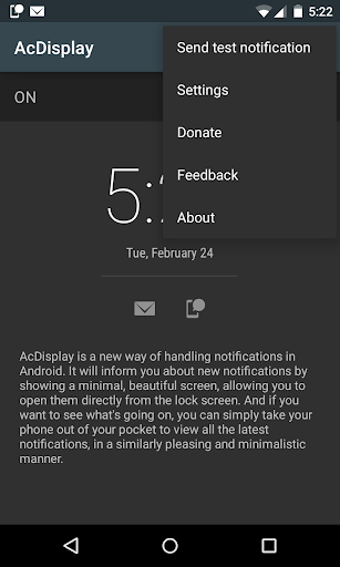 AcDisplay screenshot 4