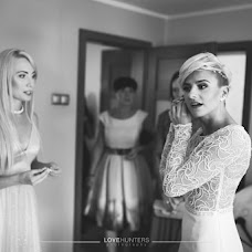 Wedding photographer Maciej Niechwiadowicz (LoveHunters). Photo of 10.07.2017