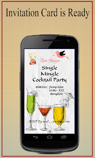 party invitation card maker  android apps on google play, invitation samples