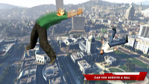 Crazy Grand Jump Free Fall Theft Action 1.1.1 screenshots 1