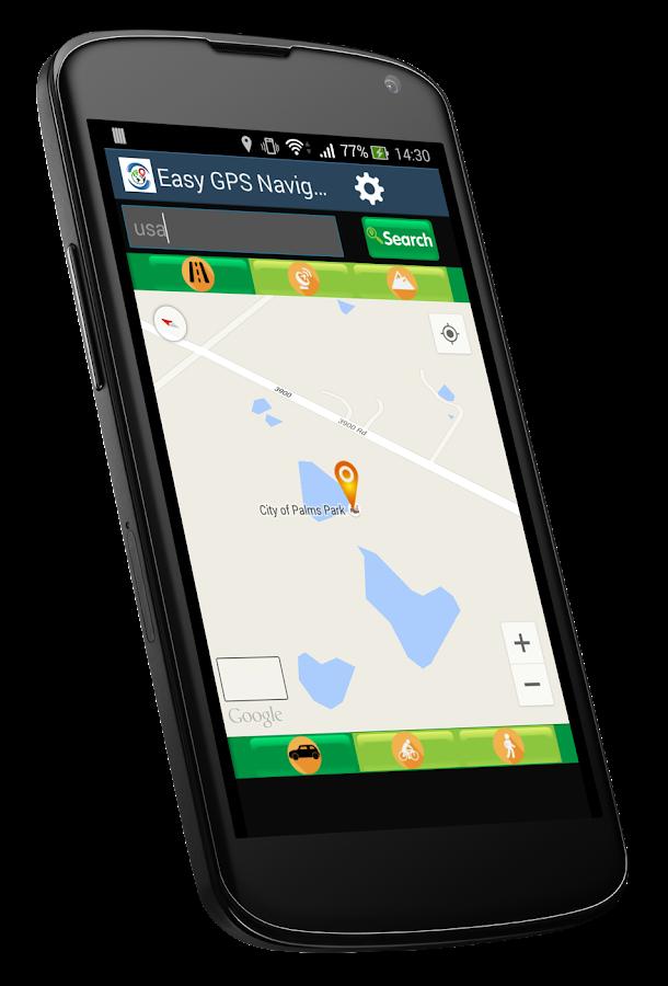 gps navigation app android apps on google play. Black Bedroom Furniture Sets. Home Design Ideas