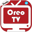 Oreo Live Tv: Indian Movies Guide icon