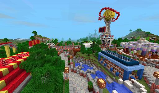 Cubed Crafts Survival Exploration Games screenshot 3