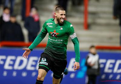 Dylan De Belder gaat voor KMSK Deinze voetballen