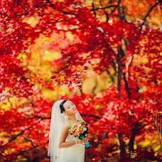 Wedding photographer Anna Volchek (missis). Photo of 12.10.2014