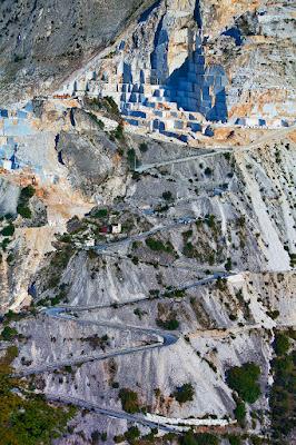La strada del marmo di FrancescoPaolo