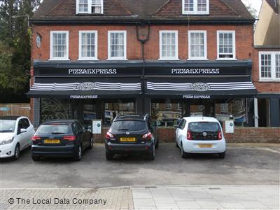 Pizzaexpress On Watling Street Restaurant Italian In