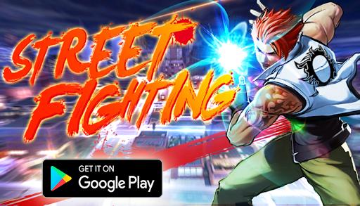 Street Fighting:City Fighter