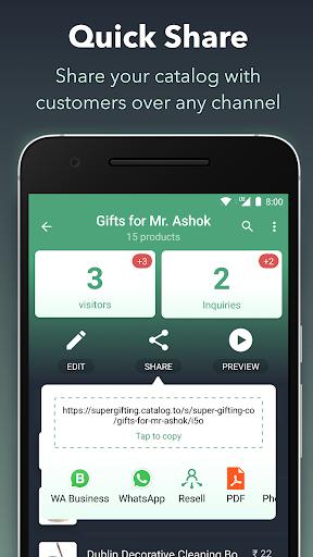QuickSell: WhatsApp Digital Cataloguing and Sales 0.10.79 screenshots 3