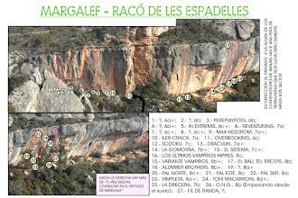 Photo: Tarragona - MARGALEF - Racó de Les Espadelles