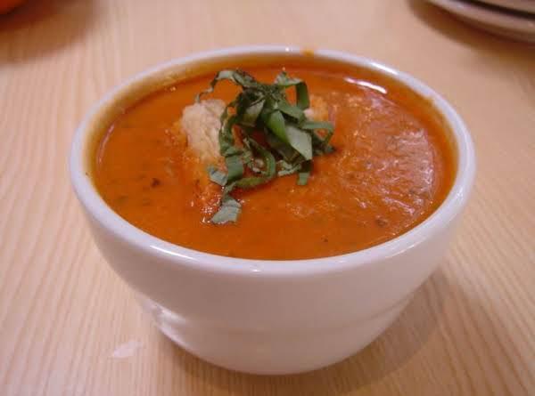 Hallelujah Tomato Soup Recipe