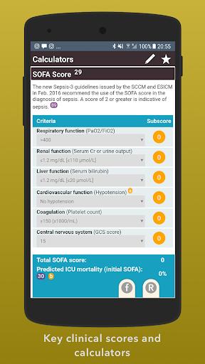 Sepsis Clinical Guide screenshots 4