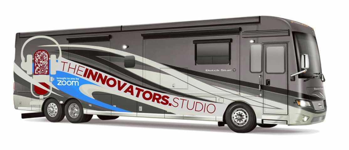 44 Foot Mobile Studio for The Innovators Studio