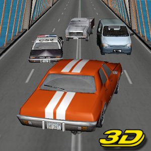 3D Car Traffic Race for PC and MAC