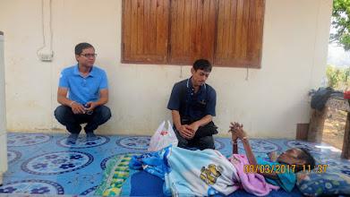 Photo: HIV patient in Baan Jia Jan