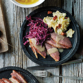 Spiced Red Cabbage with Apples and Cranberries Recipe