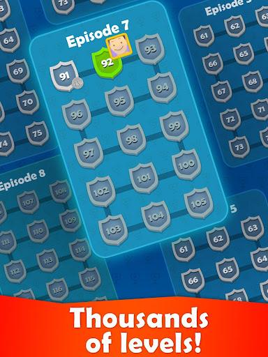 Word Olympics: Online Puzzle  captures d'u00e9cran 8