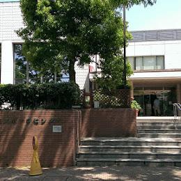 渋谷区スポーツセンターの外観
