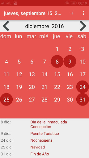 Calendario 2016 Argentina.Download Argentina Calendario 2017 Google Play Softwares