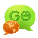 GO SMS Pro French language pac icon