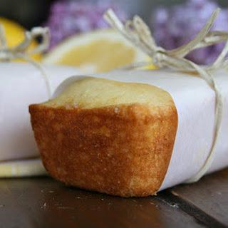 Mini Lemon Loafs