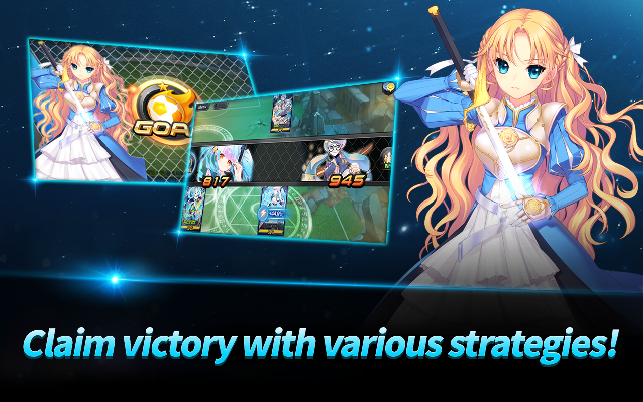 Soccer Spirits- screenshot