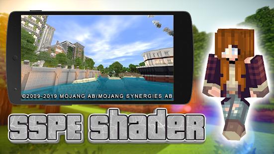 Mod SSPE Shader Craft [NEW] - náhled