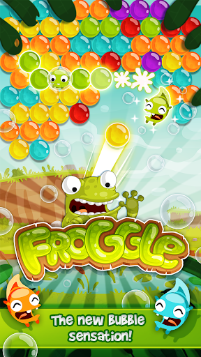 Froggle - Bubble game