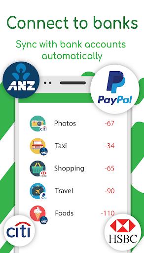 Money Lover: Expense Manager, Budget & Saving App Screenshot