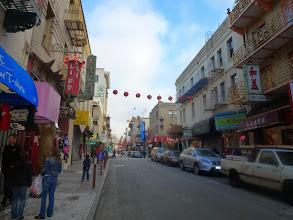 Photo: Street of Chinatown