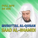 Murottal Saad Al-Ghamidi Full 30 Juz MP3 icon