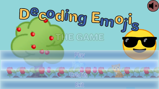 Decoding Emojis - The Game Screenshot
