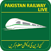 Pakistan Railway live Tracking App Pak Rail 2019 Mod