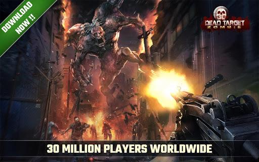 DEAD TARGET: FPS Zombie Apocalypse Survival Games  screenshots 1