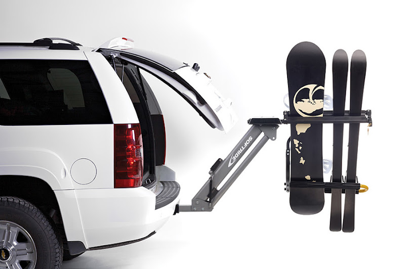 Photo: Softride access ski rack