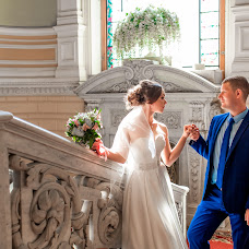 Wedding photographer Yuliya Burina (burina). Photo of 08.08.2018
