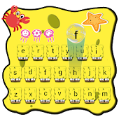 Cute Bob Keyboard Theme