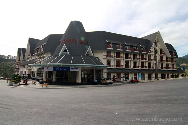 Dự án Swiss-Belresort - Sacom Tuyền Lâm