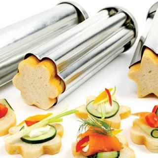 Canape Bread Mold Recipe