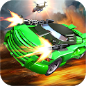 Road RevengeCar Shooting action game icon