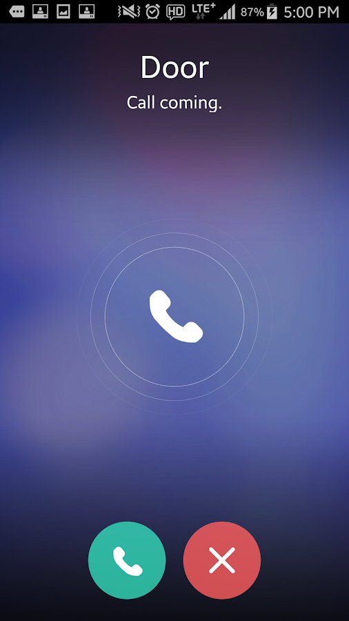 COMMAX SMART CALL- screenshot