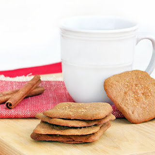 Spiced Graham Crackers
