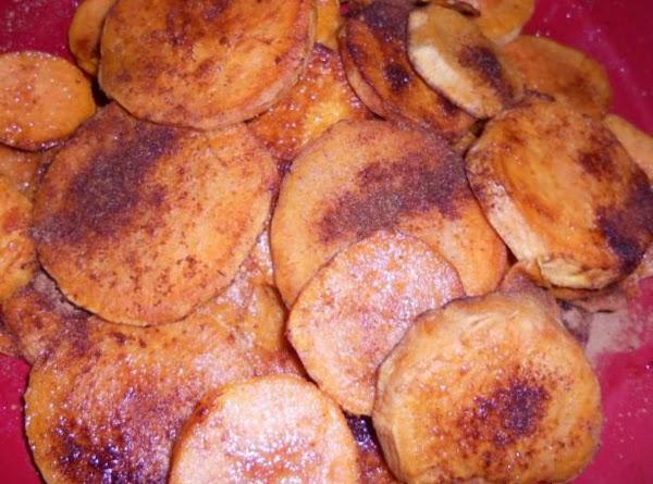 Lisa's Fried Sweet Potatoes Recipe