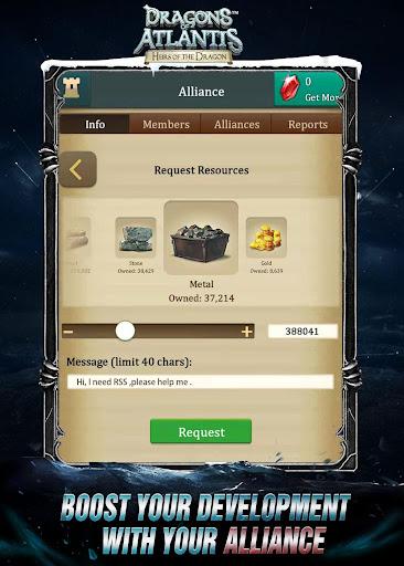 Dragons of Atlantis 10.0.0 screenshots 12