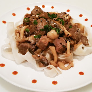 Thai Ginger Beef With Noodles Recipes