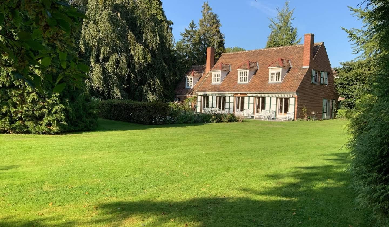 Maison avec piscine et terrasse Mouvaux